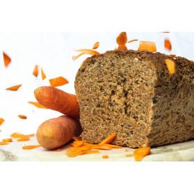 Karotten-Dinkelvollkornbrot