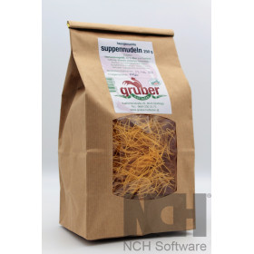 Suppennudeln 250g