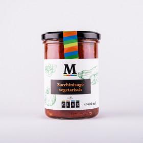 Zucchinisugo vegetarisch 400ml