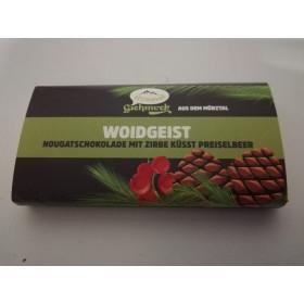 Woidgeist Schokolade (70g)